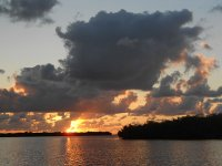 sun in Yucatan
