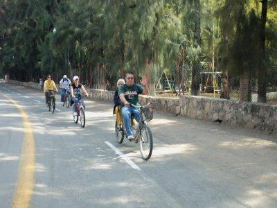 Parque Metropolitano de León Ciclismo de Montaña
