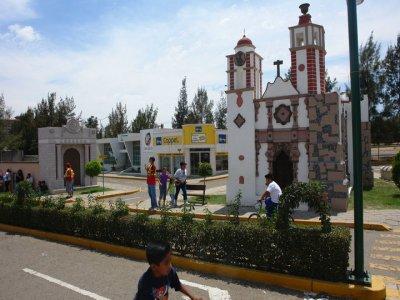 Parque Metropolitano de León Parques de Diversiones