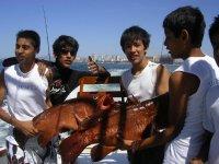 Pesca para todas las edades