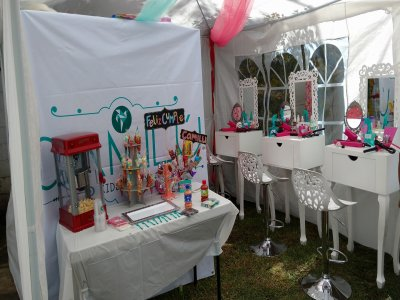 Camilú Girls Spa Party