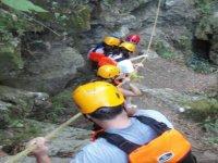 Pequeños y grandes aventureros