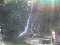 Caminata a la cascada