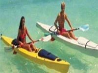 Recorridos en kayak