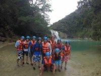grupos de canyoning