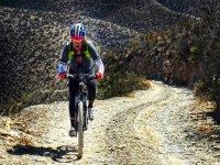 ciclismo de montana en la sierra gorda