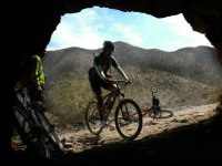 caves and bikes
