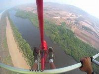 vuelo en ultraligero