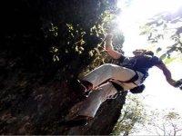 Climbing Edo de Mexico