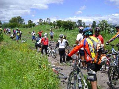 Club Exploraciones México Ciclismo de Montaña