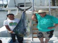 Fishing in Vallarta