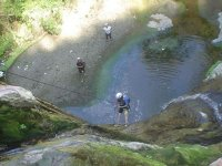 Canyoning Mexique