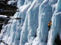 Escalar hielo