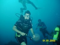 Underwater expeditions