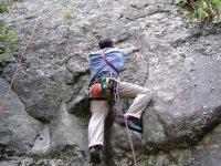 Sobre la roca