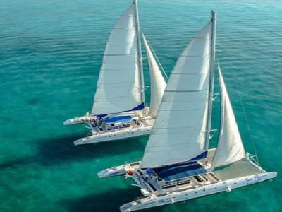 Cancún Sailing Catamarans