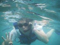 Respira bajo el agua