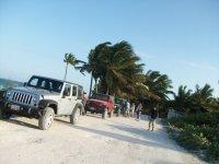 Aventura de motor en el caribe