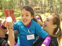 mom and daughter camps