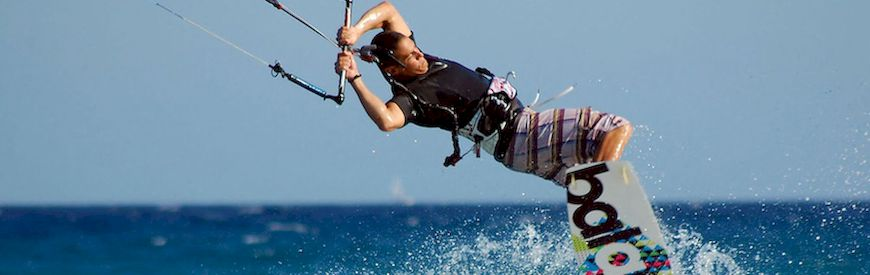 Offers of Kitesurfing  Yucatán