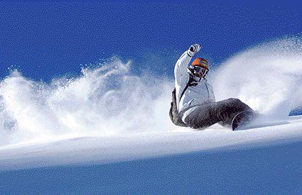 Snowboard en México