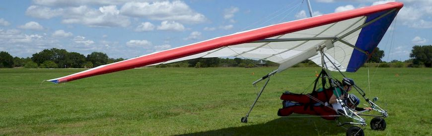 Offers of Hang Gliding  Mexico