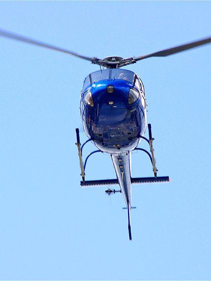 Vuelo en Helicóptero