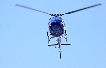 Vuelo en Helicóptero en Quintana Roo