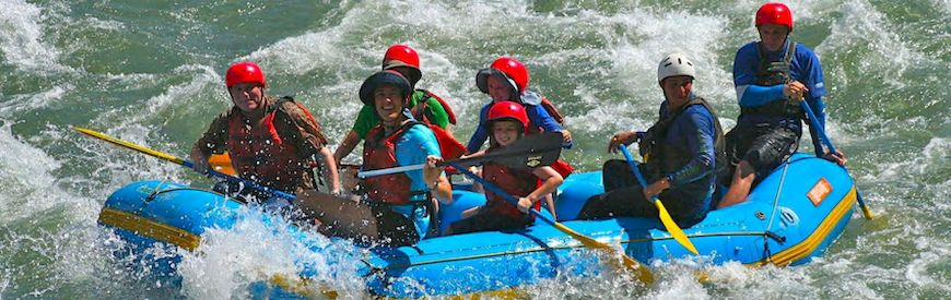 Offers of White Water Rafting  Guanajuato