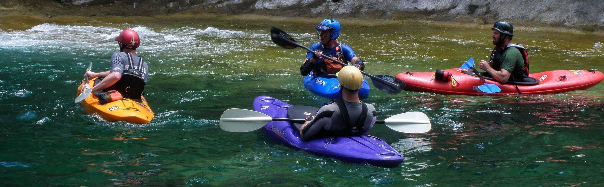 Canoe Kayak in La Paz