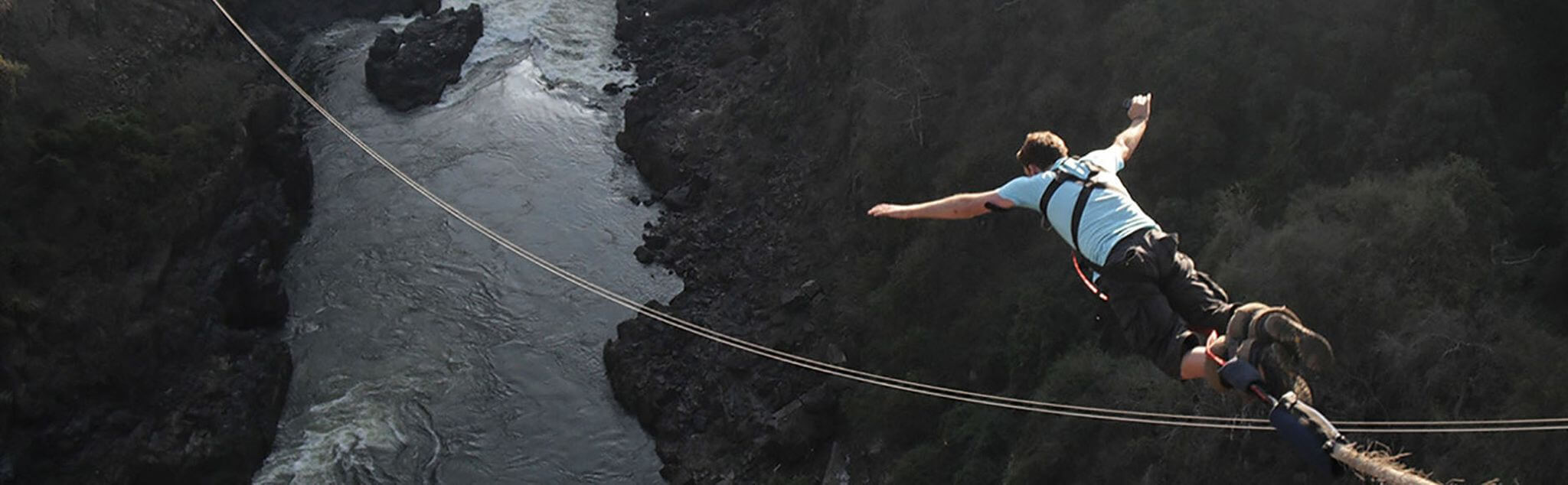 Bungee Jumping in Mexico