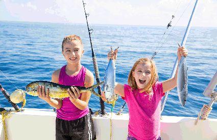 Pesca en Quintana Roo
