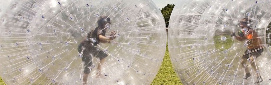 Offers of Zorbing  Mexico