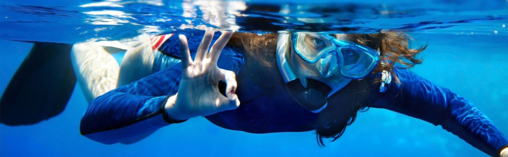 Snorkel en Chetumal