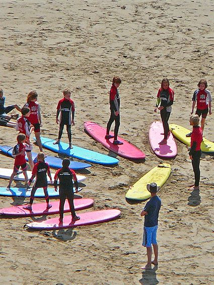 Surfing Camps