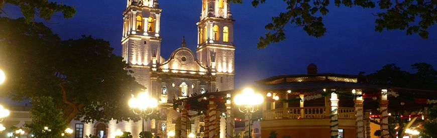 Activities in San Francisco de Campeche