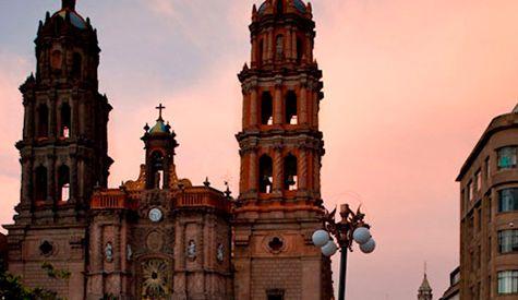 Actividades en San Luís Potosí
