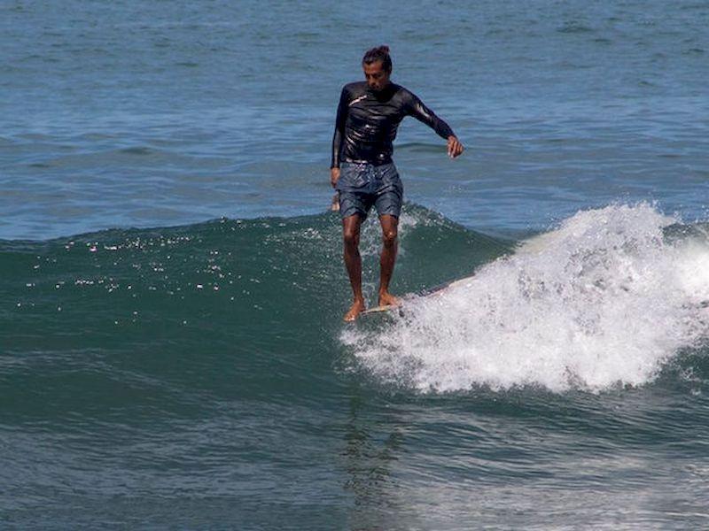 El surf es considerado un estilo de vida