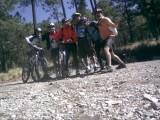Ruta de ciclismo Los Dinamos Valle de Tezontle